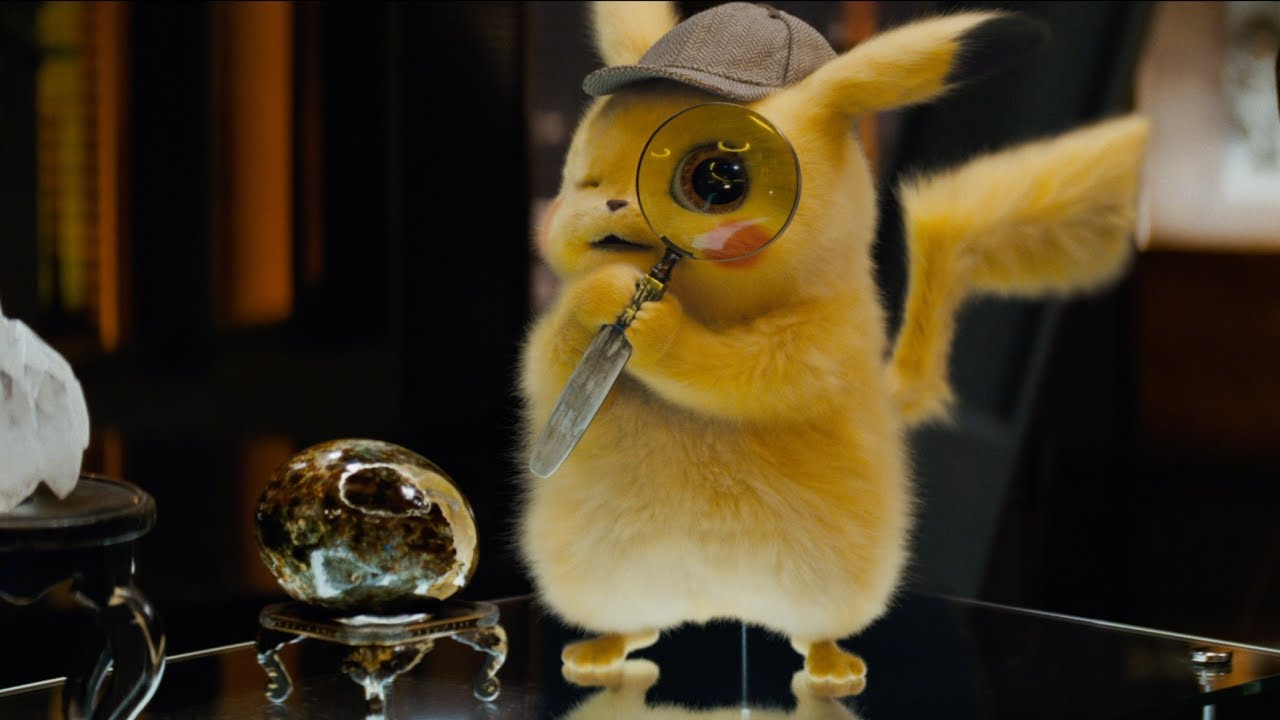 POKÉMON Detective Pikachu - Official Trailer 2