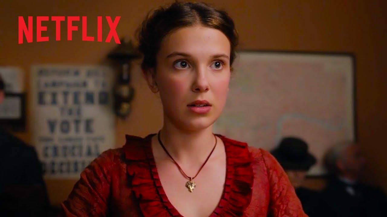 『エノーラ・ホームズの事件簿』エノーラの魅力 - Netflix