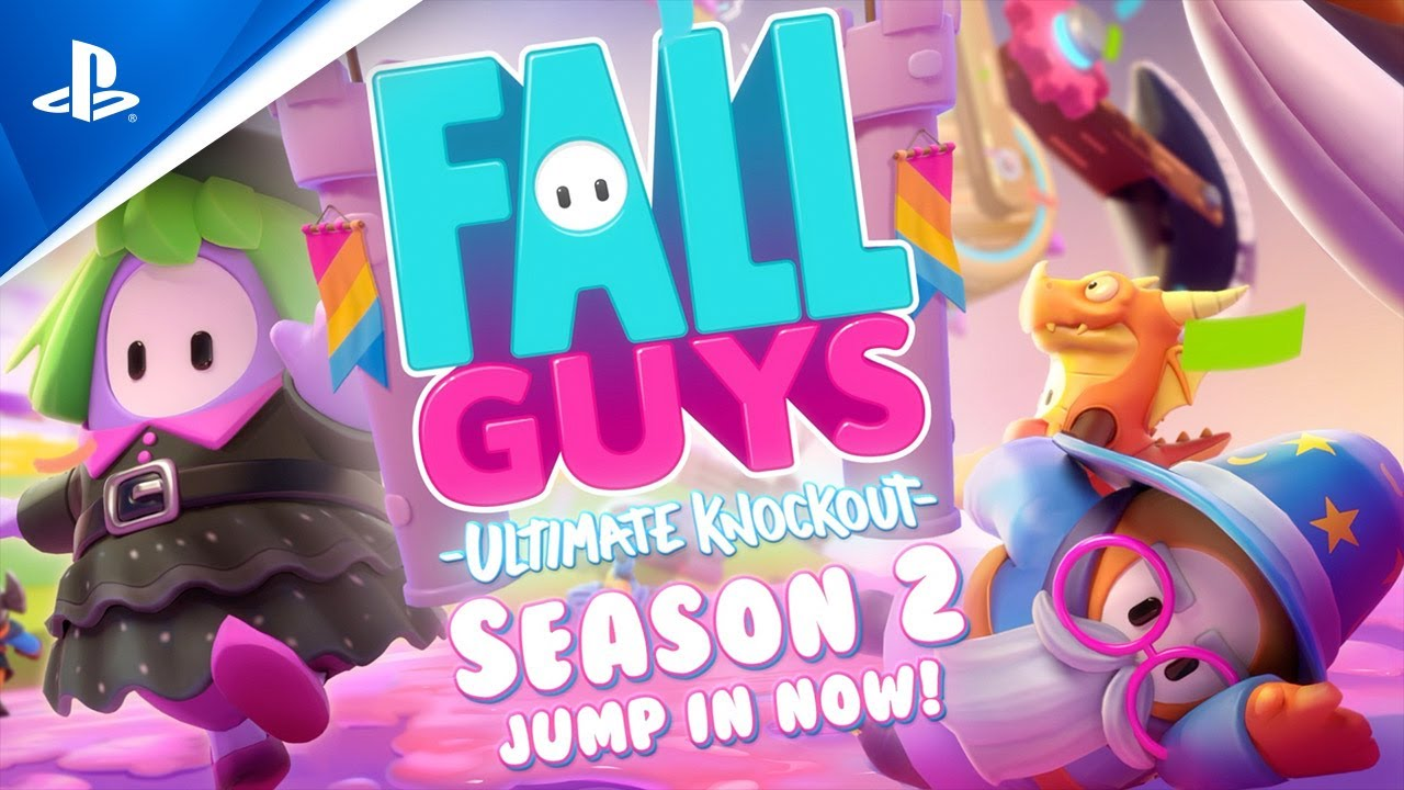 Fall Guys - Season 2 Launch Trailer | PS4