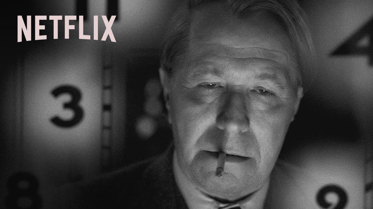 『Mank/マンク』予告編 - Netflix