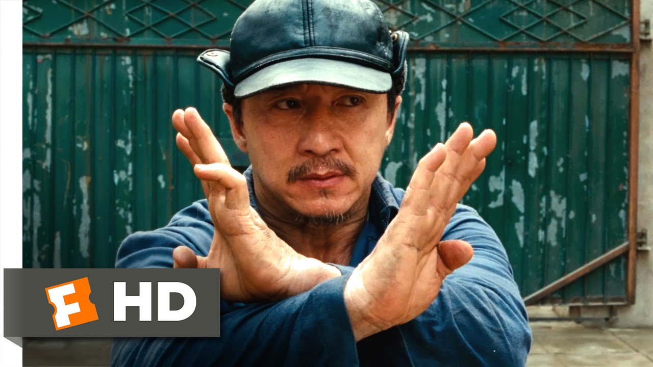 The Karate Kid (2010) - Six Versus One Scene (1/10) | Movieclips