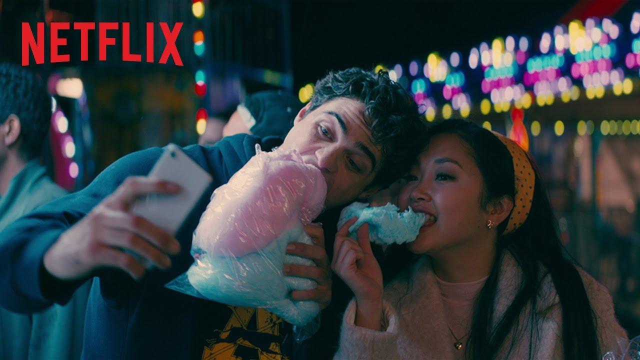 『好きだった君へ: P.S.まだ大好きです』ティーザー予告編 - Netflix