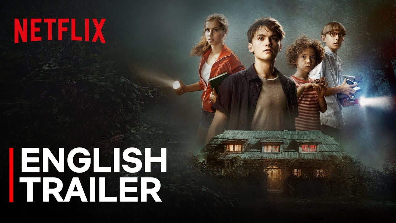 The Strange House   Official English Trailer 4K   English Trailer