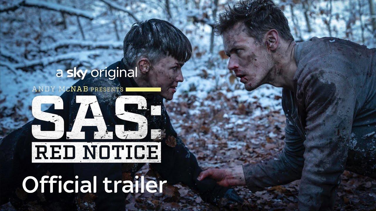 SAS Red Notice | Feature Length Trailer | Sky Cinema