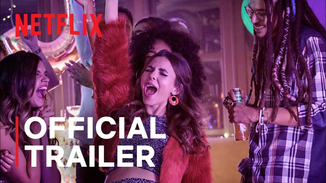 Afterlife of the Party   Official Trailer   Netflix